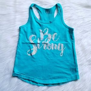 💙Old Navy Graphic Racerback Tank Size XS 5🌊